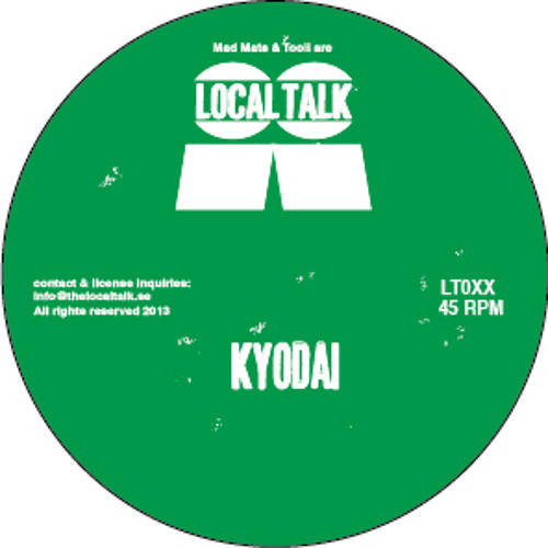 Kyodai - Moving (Breaking Part 2) (BBC Radio 6, Gilles Peterson 12/01/13)