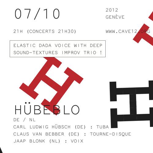 HüBeBlo Geneva Concert (Excerpt 2)
