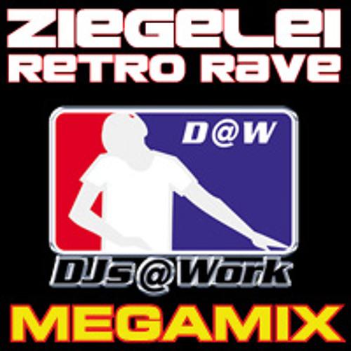 Djs@Work RetroRave MEGAMIX