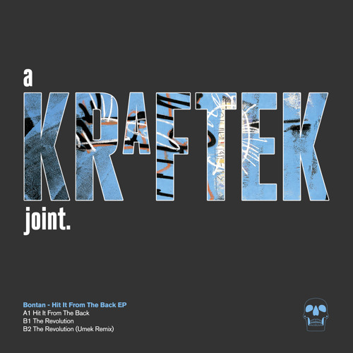 Bontan - Hit It From The Back [KRAFTEK]
