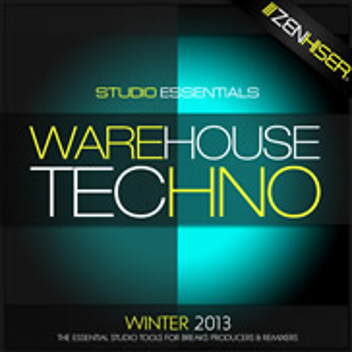 Studio Essentials - Warehouse Techno