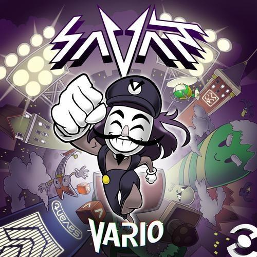 Savant - Vario 64 (Evandroo Miix Remix) [Please give a Feedback]