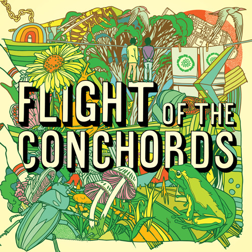 Flight Of The Conchords - Humans Are Dead- Free MP3 Download