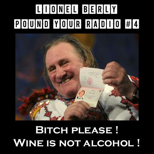 Lionel Berly - Pound Your Radio #4