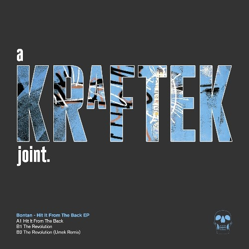 Bontan - The Revolution (UMEK Remix) [Kraftek]