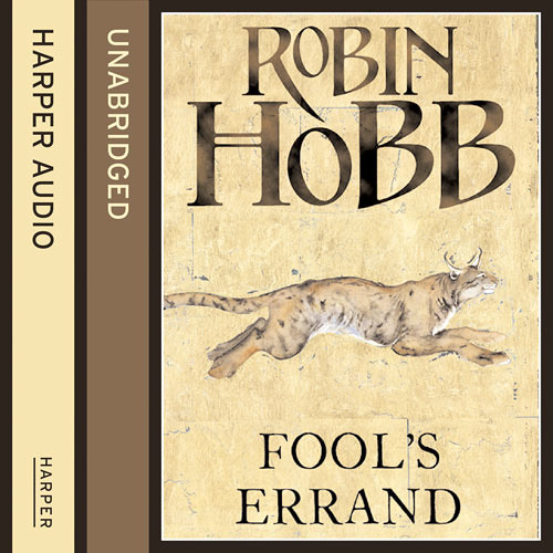 Fool's Errand (The Tawny Man Trilogy book 1) by Robin Hobb, read by Nicholas Taylor