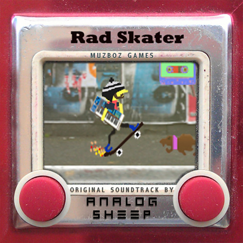 Rad Skater Apocalypse (Original Soundtrack)