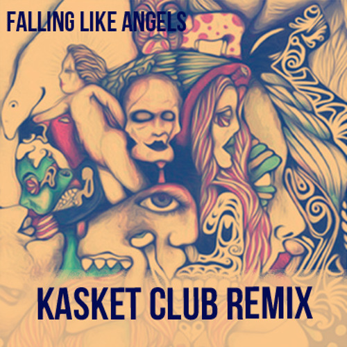 CLMD - Falling Like Angels (Kasket Club remix)