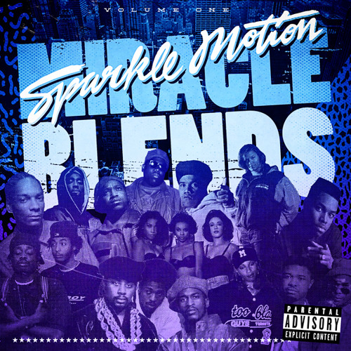 Sparkle Motion - MIRACLE BLENDS