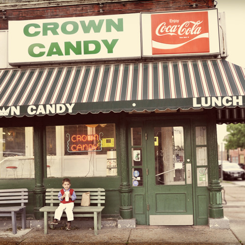 Andy Karandzieff, Crown Candy Kitchen Sonic ID