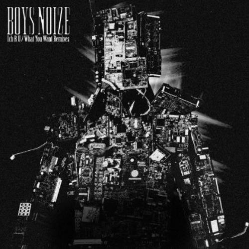 """Boys Noize """"Ich R U"""" (Jacques Lu Cont Remix)"""