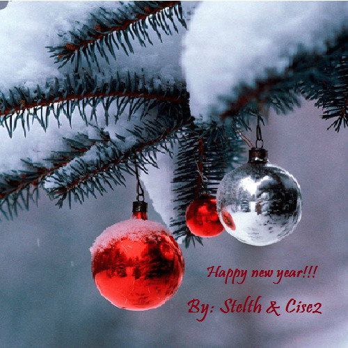 Stelth - Happy new year (Feat. Cise2)