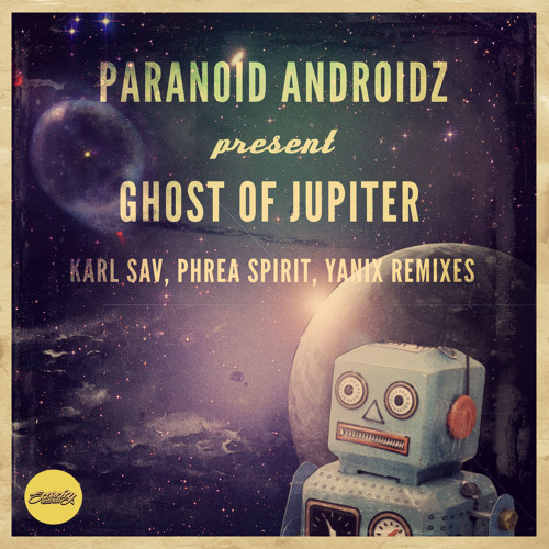 [SCAR56] Paranoid Androidz - Ghost Of Jupiter (Karl Sav Remix)