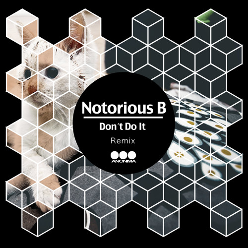 NotoriousB-don´t do it (tribal mix) out now by anonima rec