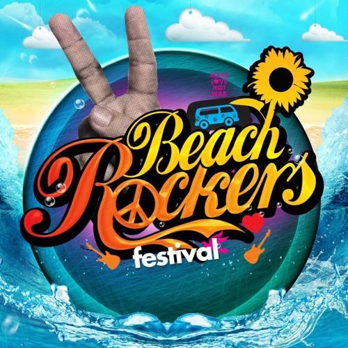 DJ J3RK - beachrockers festival mix