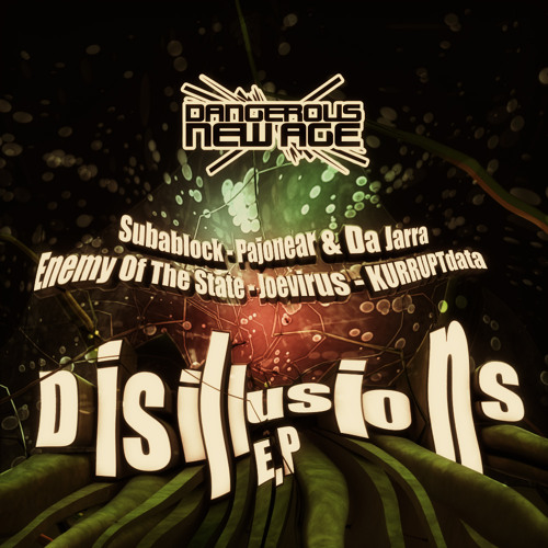 Enemy Of The State - Polarity Disillusions EP (Dangerous New Age Recs) OUT NOW!!!