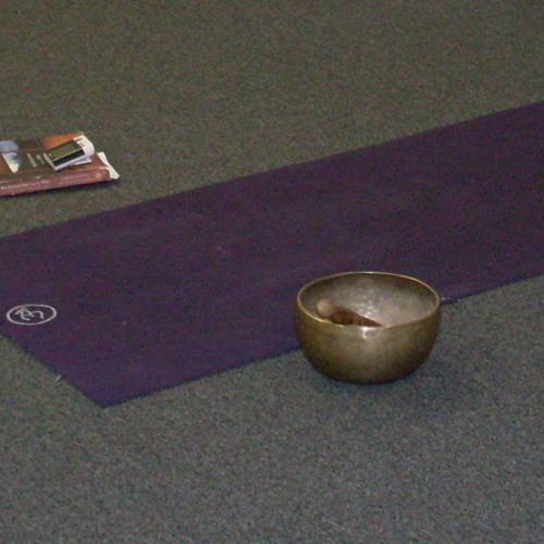 Guided breath meditation: integrating abundance and stillness