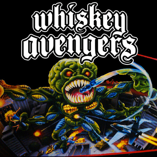 Whiskey Avengers - Running on Fumes (live)