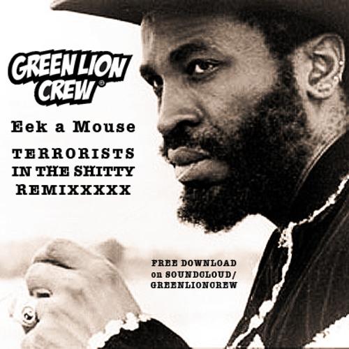 GREEN LION - EEK A DUB!!