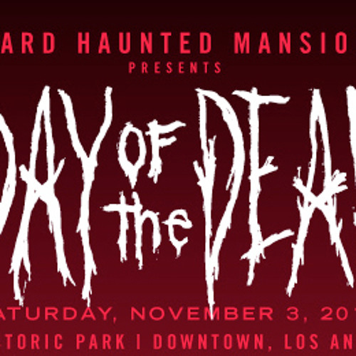 J.Phlip - Live at HARD Day of the Dead - LA State Historic Park