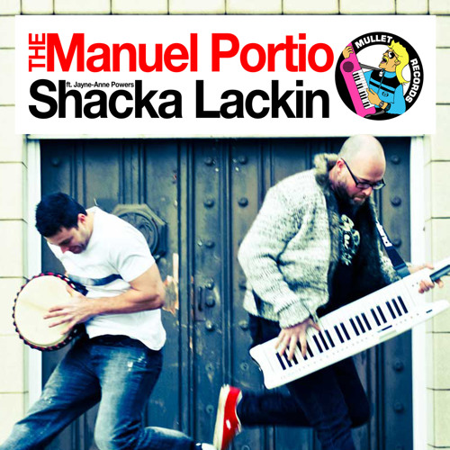 The Manuel Portio - Shacka Lackin (Casio Social Club 'Back to 85' Remix) • (Preview)