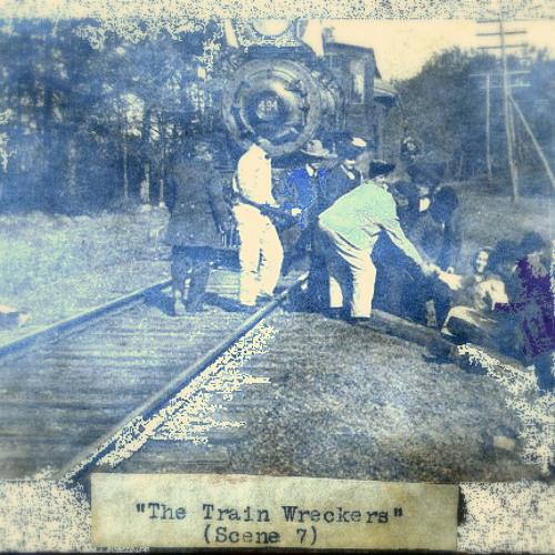 The Train Wreckers (Paulo Chagas, Felipe Barbosa, Rosendo J. Rocha)