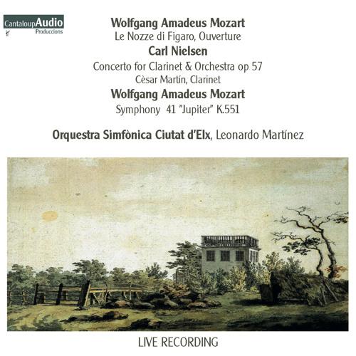 Nielsen Concerto OSCE & Cesar Martin
