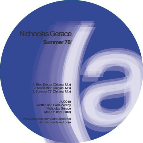 Nichoolas Gerace - Summer 78' EP \\ AUROUR RECORDS