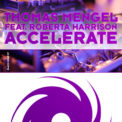 TEASER Thomas Mengel ft. Roberta Harrsion - Accelerate (Radio Edit)
