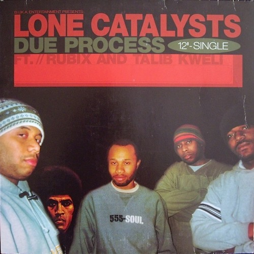 Lone Catalysts - Due Process (instrumental)