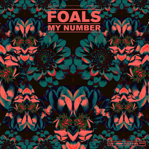 Foals - My Number (T.E.E.D. Remix)