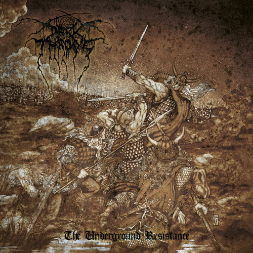 Darkthrone - Leave No Cross Unturned (edit) (from The Underground Resistance)