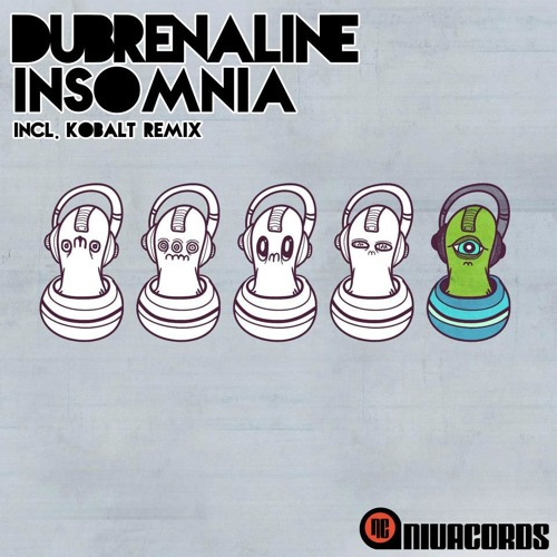 Dubrenaline - Insomnia (Kobalt Remix) [OUT NOW on Nivacords]