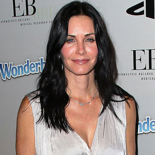 Courteney Cox Bares All On 'Naked Day'