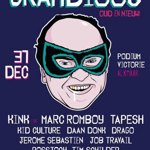 Tapesh @ Gramdioos Oud en Nieuw 2012
