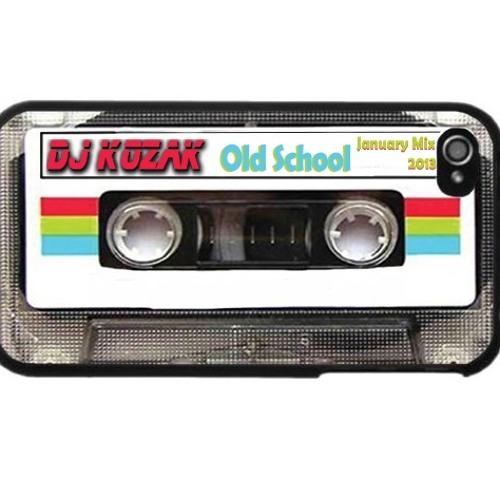 DJ KoZaK - Old School (live set)
