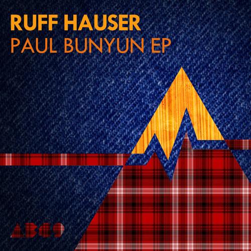 Ruff Hauser - Gotta Be Fresh - Anabatic