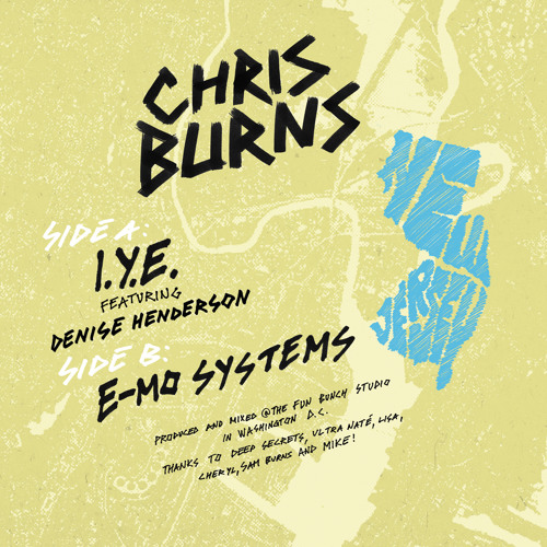 Chris Burns - E-Mo Systems - NJ Records 003- PREVIEW