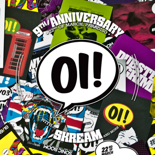 Oi! 9 Year Anniversary Promo Mix By Addergebroed