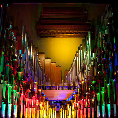 Jerry Brasch, Theatre Organ Society