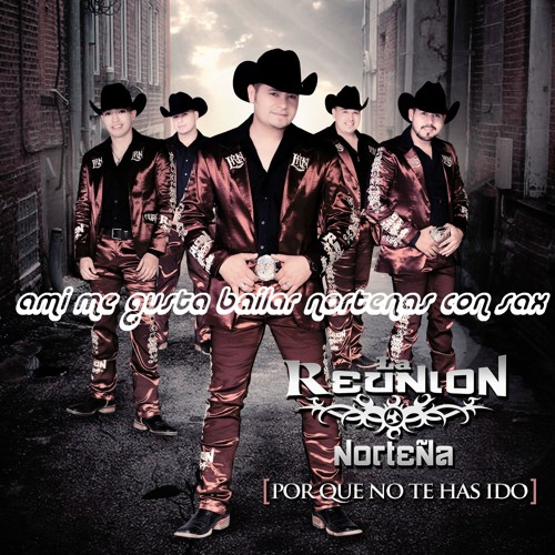 la reunion nortena-Por que no te as ido 2013(estudio)(dj nunca)