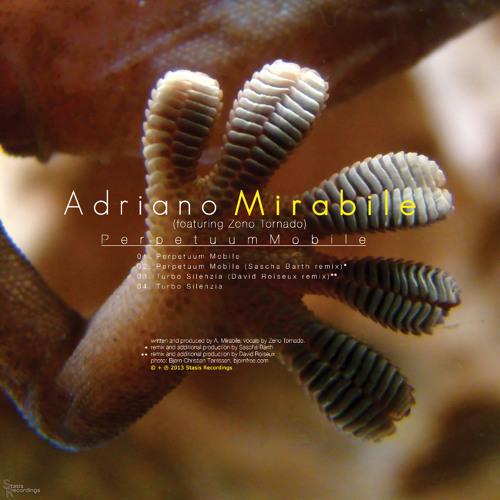 SR022 - Adriano Mirabile feat. Zeno Tornado - Perpetuum Mobile EP - Turbosilenzia