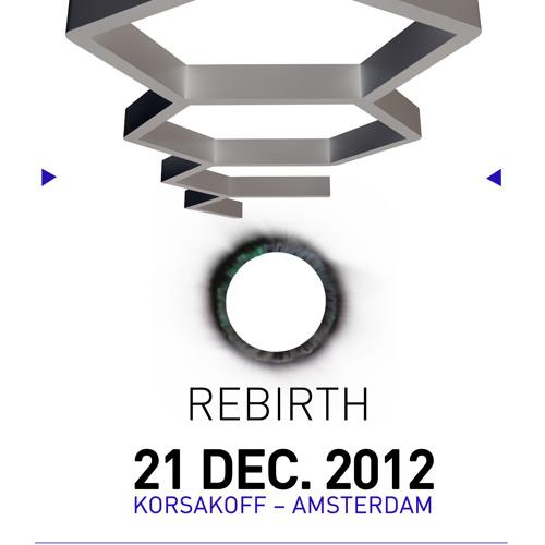 Alex Preda - 21 Dec 2012 @ Origenes Rebirth in Korsakoff Amsterdam