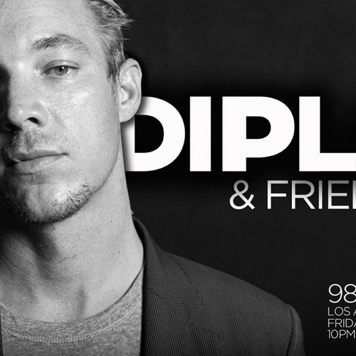 Diplo & Friends BBCR1xtra: January 12, 2013