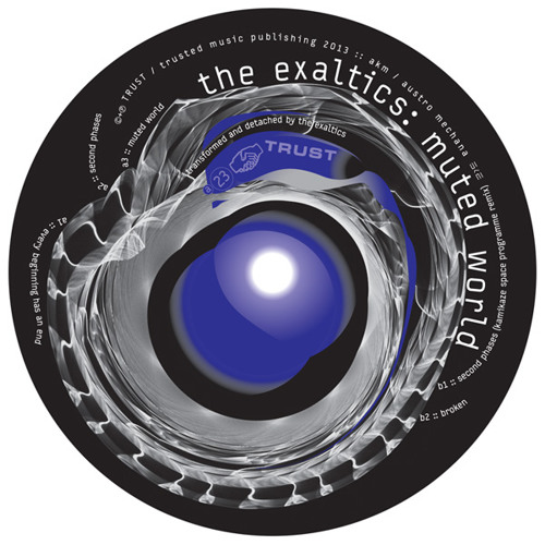 The Exaltics - Second Phases (Kamikaze Space Programme Remix) [Trust] Out Now