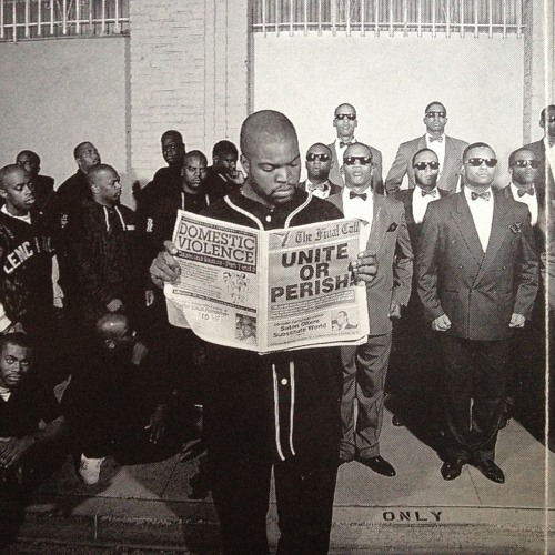 Ice Cube Rollin With The Lench Mob (1990-1996)