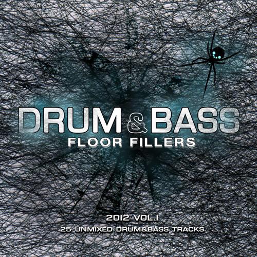 Drum & Bass Floor Fillers 2012 Vol.1 // (Album MegaMix) *Free Download*