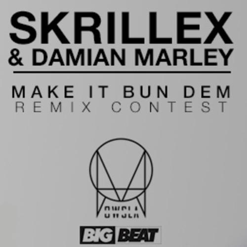 Make It Bun Dem (Brow Groove Remix) - Skrillex & Damian Marley
