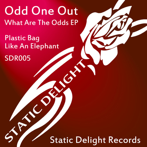 Odd One Out - Like An Elephant (What Are The Odds Ep) SDR005-b