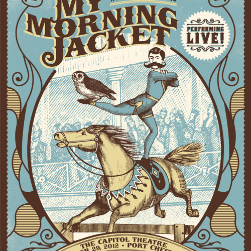 Victory Dance - My Morning Jacket 12-29-12